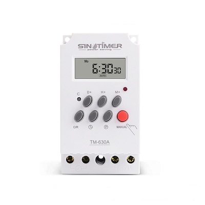 30 Amp MINI Programmable Time Switch