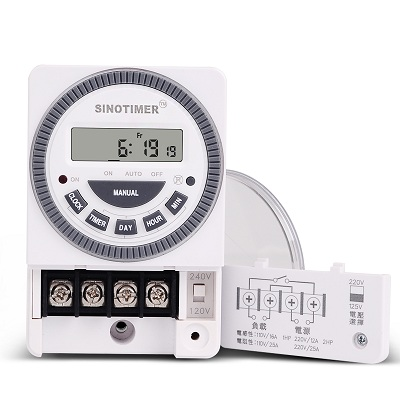 TM6331 Mulitipurpose Digital Timer