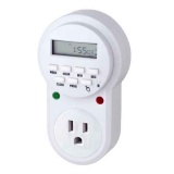 US 7 Days Digital Plug in Timer