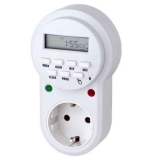 German 7 Days Digital Plug in Timer