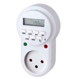 Israel 7 Days Digital Plug in Timer