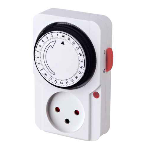 Israel 24 Hours Mechanical Plug in Timer