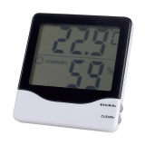 Indoor LCD Thermo-hygrometer