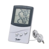 In Out Thermometer with Probe