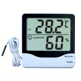 Temperature Humidity Meter with Probe