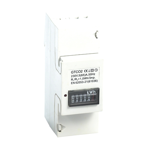DDS238 Single-phase DIN-rail Watt-hour Meter