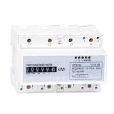 DTS238 Three Phases DIN rail kWh Meter